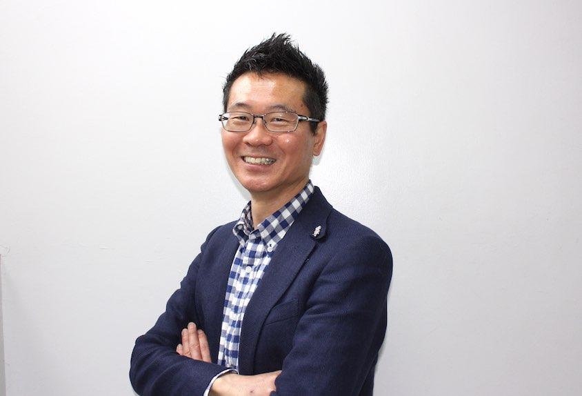 事業開発室 鈴木 健二(すずき けんじ)