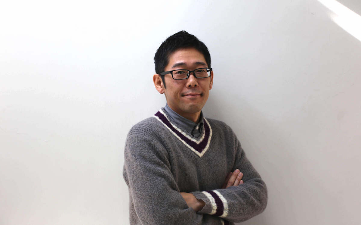 メディア・マーケティング部 槇亮(まき りょう)
