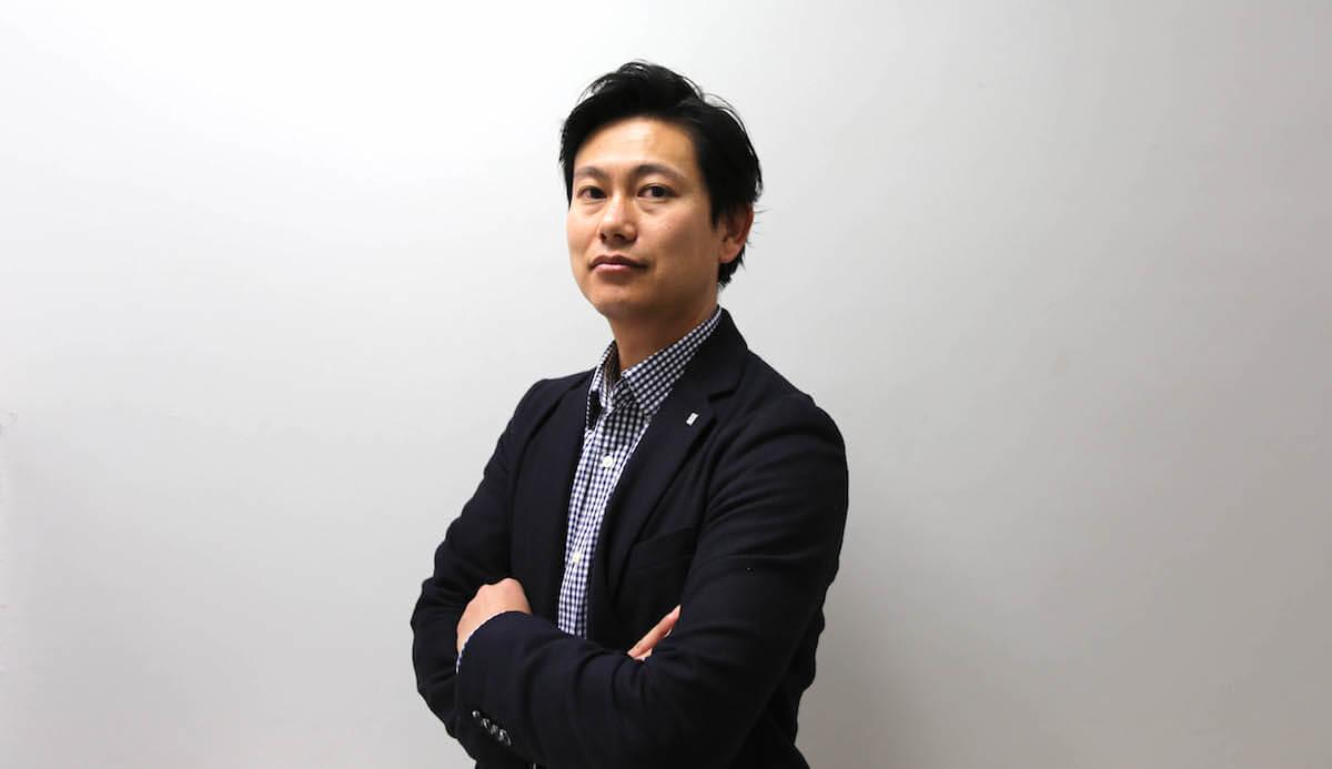 事業開発室 菊地 慎也(きくち しんや)