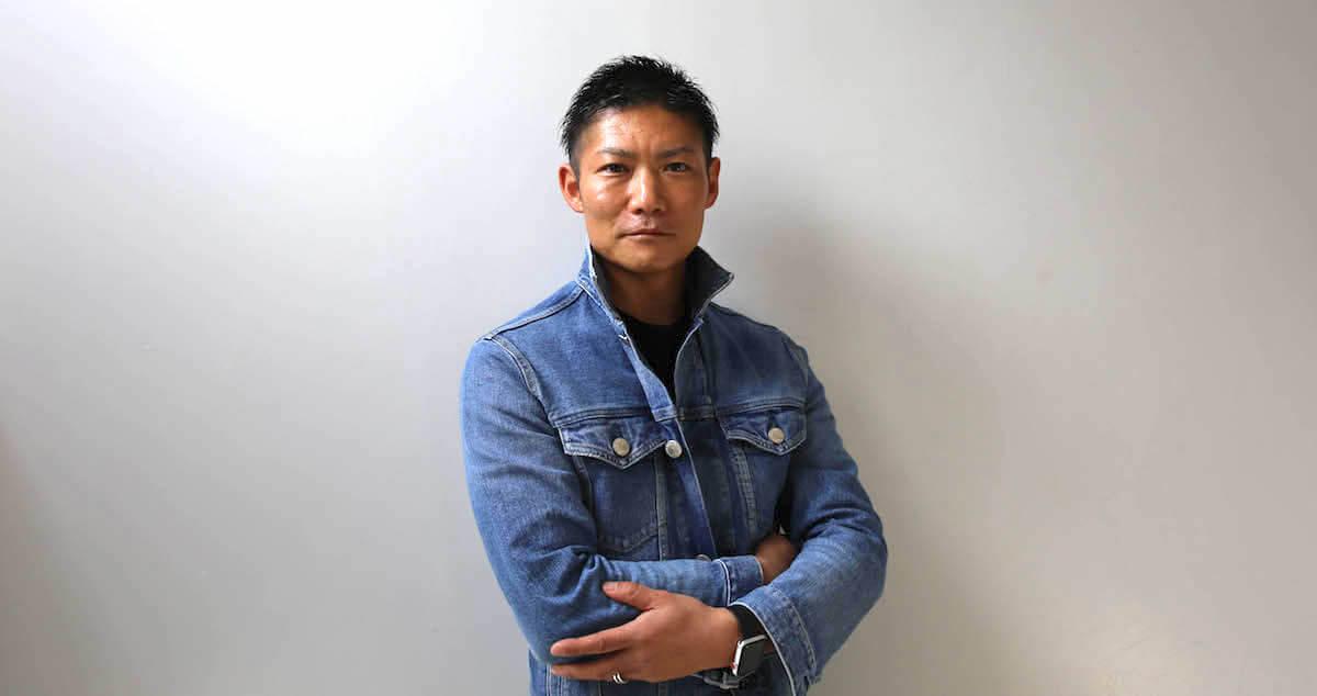 代表取締役 鎌田 友和(かまた ともかず)