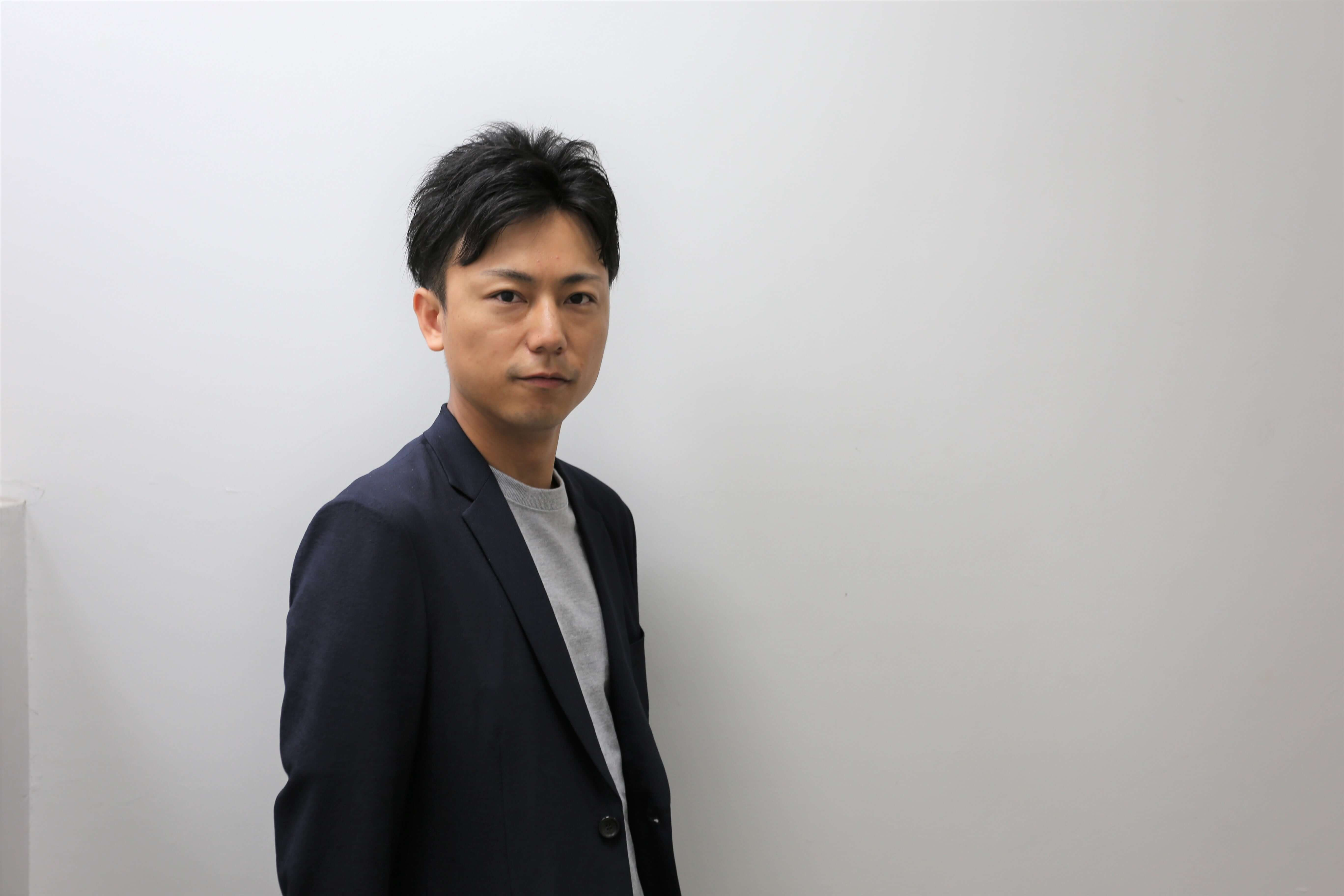 事業開発室 荻野 智希(おぎの ともき)