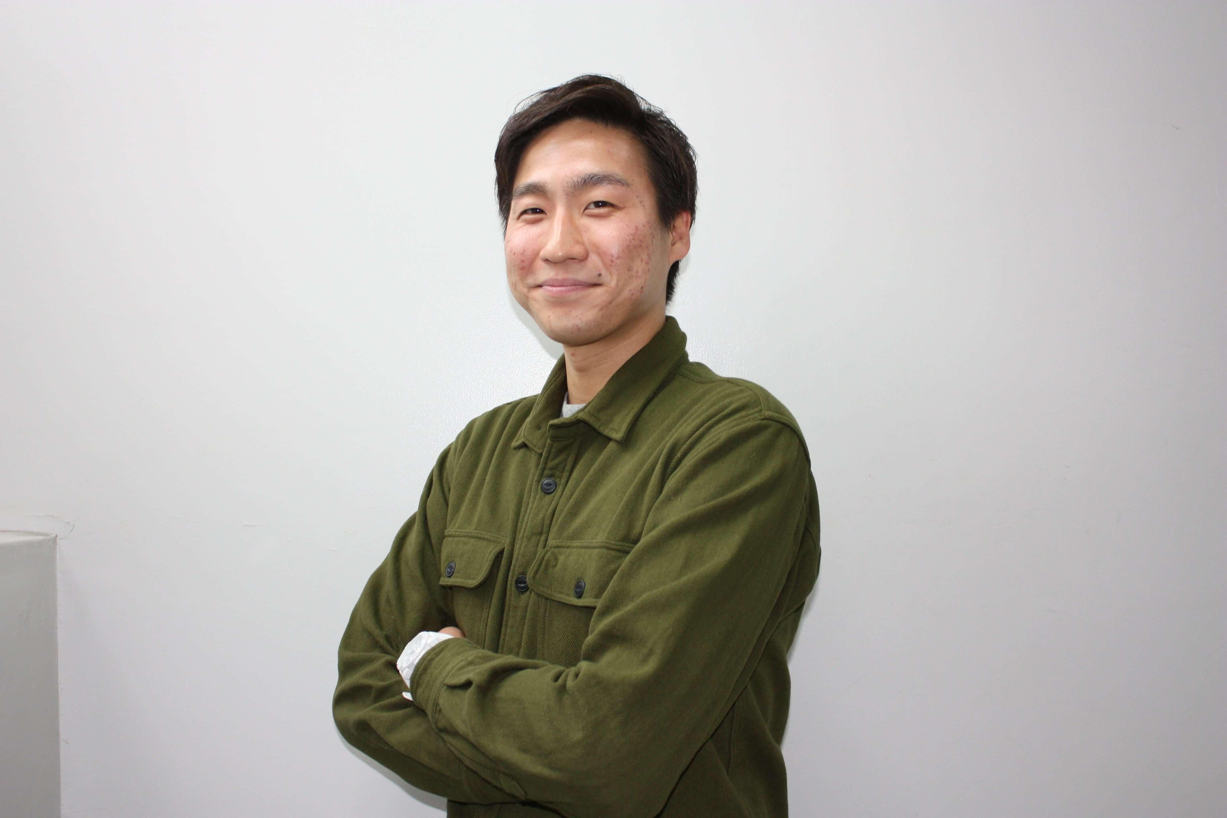 コーディネーター 清水 健斗(しみず けんと)